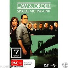 Law And Order SVU - Special Victims Unit Season 7 : NEW DVD