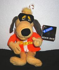 "Warner Brothers Studio Hanna Barbera Hong Kong Phooey 9"" Plush Beanie"