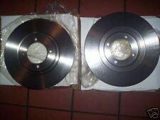 (x2) TRIUMPH TR3 TR4 TR4a TR5 TR6    FRONT BRAKE DISCS Disc   (1962- 76)