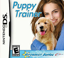 Nintendo DS Dreamer Series: Puppy Trainer dsi lite *COMPLETE*MINT*
