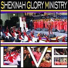 Shekinah Glory Ministry : Live CD