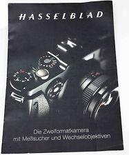 Hasselblad X-pan Caméra prospectus