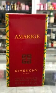 AMARIGE by GIVENCHY EDT Spray (30ml/1 fl oz) Company Sealed