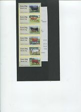 NCR ERROR CATTLE POST & GO  WORLDWIDE 10g &  EUROPE 20g set of 6 Combined value