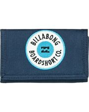 BILLABONG MENS WALLET.NEW WALLED LITE TRIFOLD NAVY CREDIT CARD MONEY PURSE W20 2