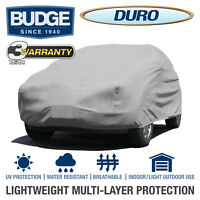 "Budge Duro SUV Cover Fits Large SUVs up to 19'1"" Long 