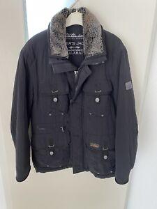 Calamar Herrenjacke Driver's Jacket Italia2000 Limitierte Sonderedition Größe 46