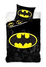 lizenziert Bettbezug Bat8004 Bettwäsche Batman 140x200