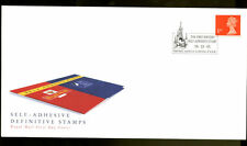 Gb definitives Fdc, 19 Oct 1993 Newcastle upon Tyne H/s #c 930