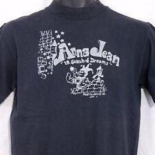 Dream SEEKERS Camiseta Hombre Vintage Años 80 1984 Anna Vaqueros in search of
