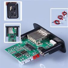 5V Mini MP3 WAV Decoding Board Player Audio Module USB TF w/ Remote Controller