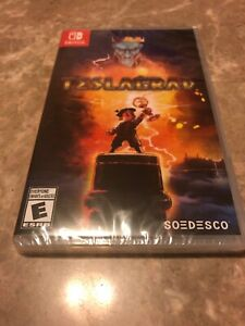 Teslagrad (Nintendo Switch, 2019) Brand New Factory Sealed