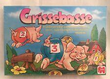 Grissebasse Board Game Piggy Bank Race NEW Netherlands Dutch 1991