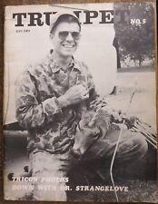 TRUMPET #5 (1967) FANZINE! Tom Reamy, George Barr Dr. Strangelove VG