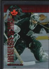 STEPHANE FISET 1997/98 DONRUSS CANADIAN ICE #30 DOMINION KINGS SP #113/150