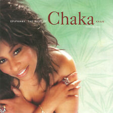 Chaka Khan ‎CD Epiphany: The Best Of Chaka Khan Volume One - Europe (M/M)