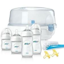 Baby Philips Avent Bpa Free Natural Essentials Gift Set Feeding New