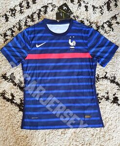 Maillot Jersey équipe de France domicile national 2021 Nike Vaporknit Player