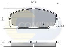 Per Toyota Granvia Hiace ANTERIORE ORIGINALE Mintex MDB1398 PASTIGLIE FRENO OE Quality