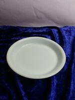 Vintage Pyrex 209 23 cm 9 inch White Milk Glass Pie Pan Dish Plate USA