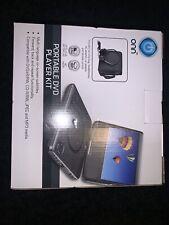 "NEW ONN Portable DVD Player Kit 7"" Display"