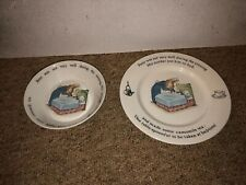 peter Rabbit Bowl And Plate Set