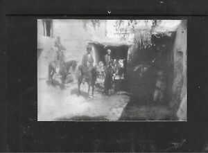 1PERSIA POST CARD 2 SCANS / VF