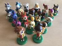 Animal Crossing Figure Choco Egg FULL COMPLETE SET 20 pcs Nintendo JAPAN