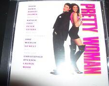 Pretty Woman Original Soundtrack CD (David Bowie Roxette Natalie Cole Go West) –