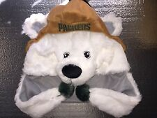 Green Bay Packers Thematic Mascot Dangle Hat