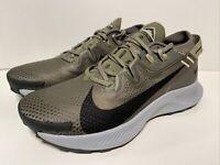 Nike Air Zoom Pegasus Trail 2 Medium Olive Black CK4305 201 NEW Men Shoe SZ 11.5