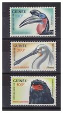 Guinee. Pa N°26/28 .3 Values Birds New .superbe