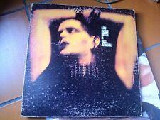 "LP 12"" LOU REED ROCK N ROLL ANIMAL CANADA GATEFOLD VG+"