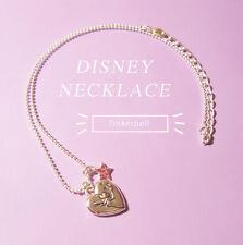 Disney Tinkerbell Necklace With Star Charm Genuine Disney Store Jewelry