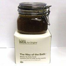 Dr. Andrew Weil for Origins The Way of the Bath Matcha Tea Scrub 21.2 oz