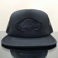 09fcddc51a6 VANS Classic Patch Trucker Hat Snapback Cap Black (one Size)