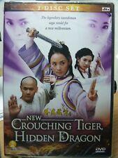 New Crouching Tiger, Hidden Dragon (Hong Kong Martial Art Movie)