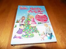 BARBIE Holiday Party Mix World Tour Dance Club 3 Disc Music CDs CD SET NEW