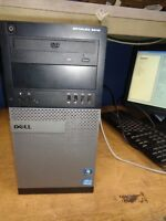 Dell OptiPlex 9010 MT Core I7-3770 3.4Ghz 8GB Ram NO HDD (Cosmetic issues)