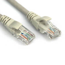 VCOM NP611B-7-GRAY 7ft Cat6 Crossover Molded Patch Cable (Gray)