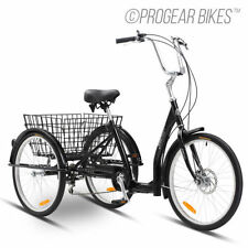 Unisex Adults Tricycle Bicycles