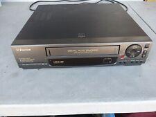 Emerson - Digital Auto Tracking Programable Vcr No Remote - Vcr2000