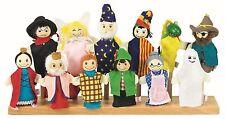 Marionetten & Handpuppen aus Holz