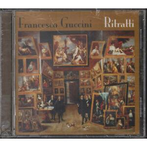 Francesco Guccini CD Ritratti / EMI 5987802 Sigillato