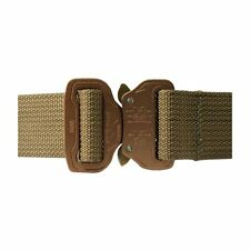 Elite Survival Systems CO Shooters Belt with Cobra Buckle Large Tan