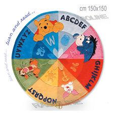Tappeto Rotondo diam.150cm Winnie the Pooh orig. Disney
