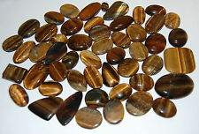 1840.20 Ct Natural Tiger eye 51 Pieces Wholesale Gemstone lot Free shipping