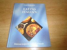 Good Housekeeping EATING ITALIAN hardback recipe cook book