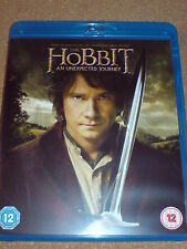 THE HOBBIT - AN UNEXPECTED JOURNEY 2 DISC'S - BLU-RAY