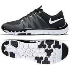 a1c84e9e6a Nike Free Trainer 5.0 V6 719922-010 Black/Dark Grey/White Men's Training